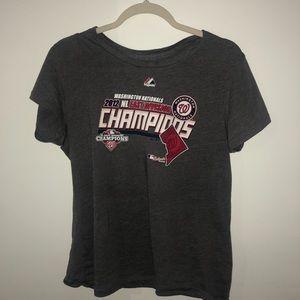 Ladies Nationals Champions T Shirt